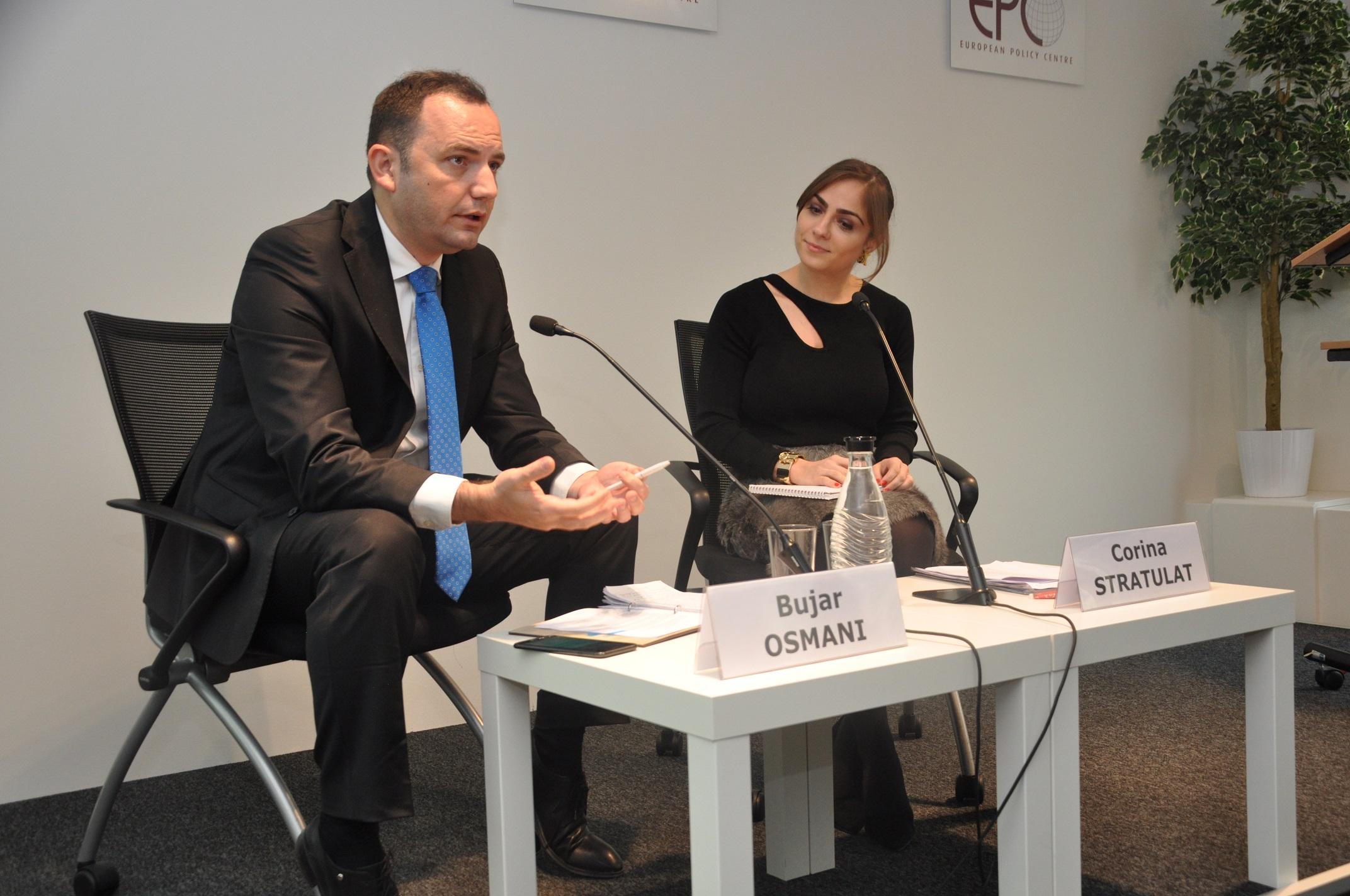 Османи  Имплементацијата на планот 3 6 9 води кон преговорите за членство во ЕУ