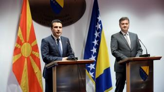 Ќе се бара авиокомпанија за реализација на авиолинија Сараево-Подгорица-Скопје