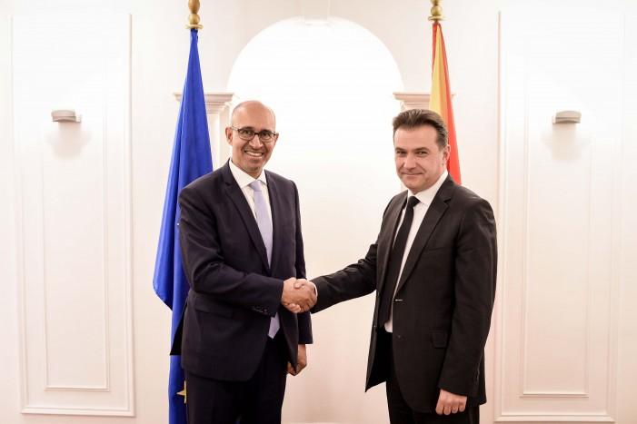 Поповски-Дезир: Поздравени определбите за објективни и професионални медиуми во земјава