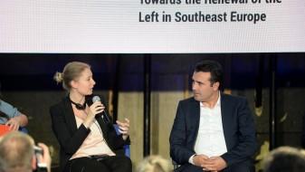 Заев од Сараево: На Европа ѝ е потребна левицата, посебно кога десницата во некои земји се разви радикално