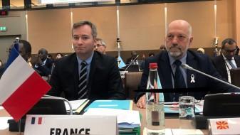 Димовски на Министерска конференција на Франкофонијата во Париз