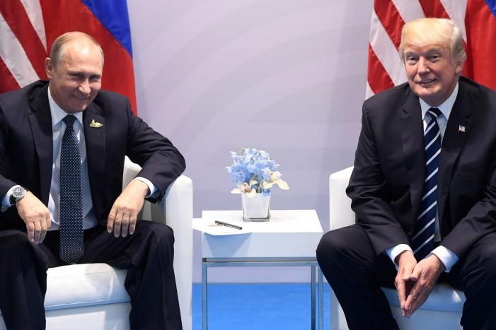 Путин-Трамп: Нема воено решение за Сирија