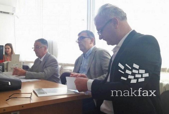 Ѓоко Поповски на обвинителна клупа за набавка на полициски возила