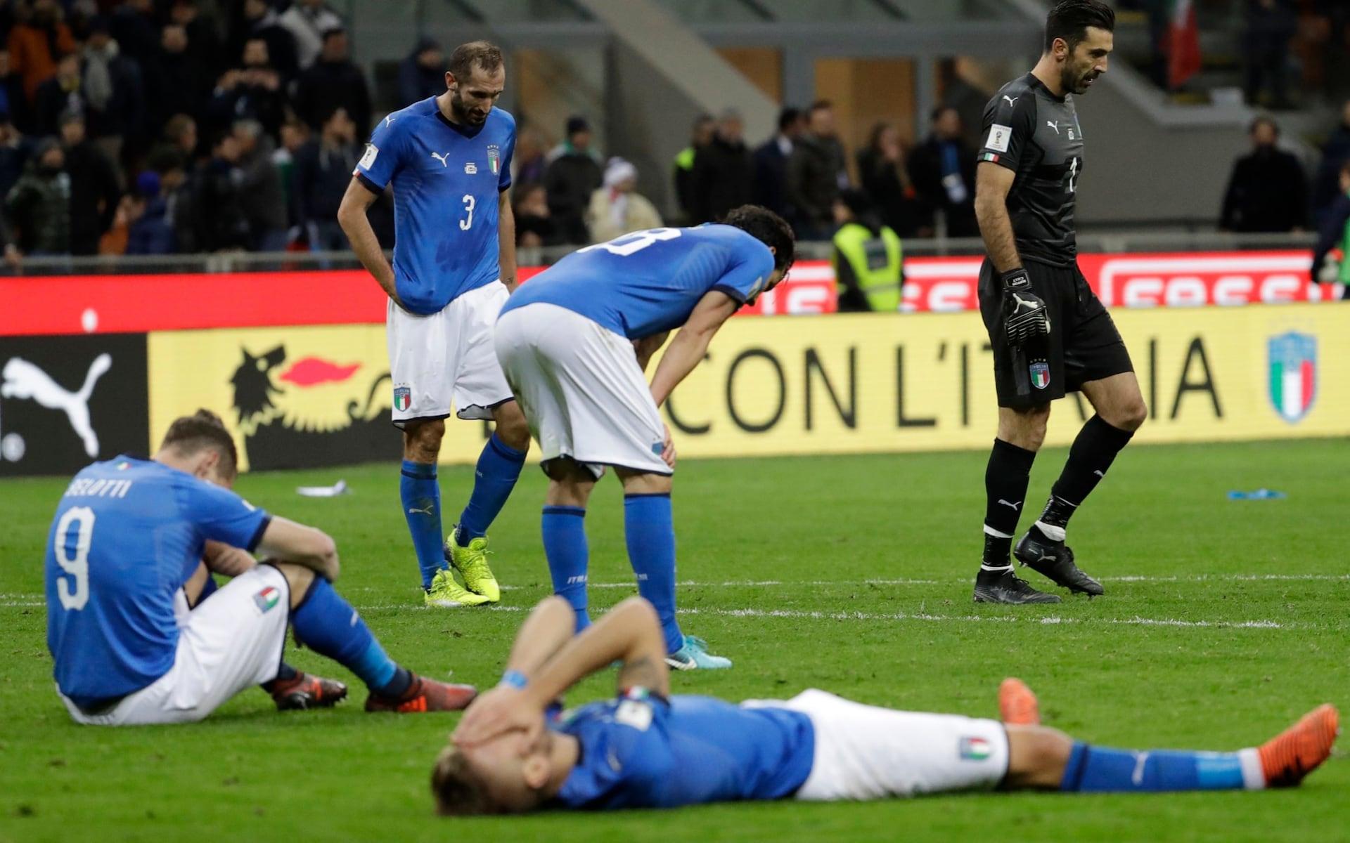 Канаваро  Италијанскиот фудбал го водат мумии