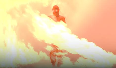 (ВИДЕО) Овој војник е неуништив: Русите направиле борбено одело отпорно на експлозив и оган