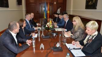 Македонија заинтересирана за привлекување украински инвестиции
