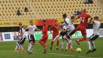 Тежок пораз на младата репрезентација од Австрија