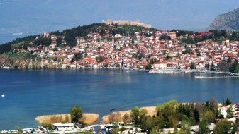Земјотрес во Охрид