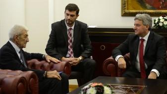 Иванов: И покрај отвореното прашање, соработката со Грција е на завидно ниво