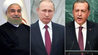 Лидерите на Русија, Турција и Иран ќе разговараат за ситуацијата во Сирија
