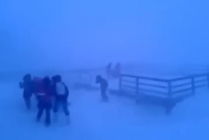 (Видео) За руските деца нема оправдување, на училиште одат и на минус 50 степени