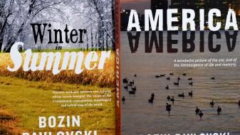 Издадени два романа од Божин Павловски на англиски јазик