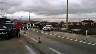 Во сообраќајна незгода повредени четири лица од придружбата на Еди Рама