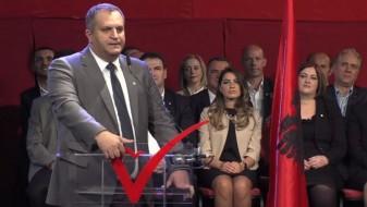 По прегласувањето, потврдена победата на Ахмети во Приштина