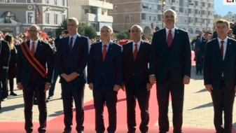 Албанија ја прославува 105-годишнината од својата независност
