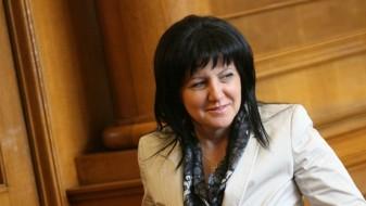 Цвета Карајанчева е новата претседателка на бугарскиот парламент