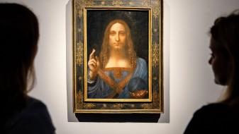 (Видео) Слика на Леонардо да Винчи продадена за рекордни 450 милиони долари