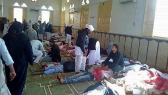 Египет ќе гради споменик за загинатите од нападот во џамијата во Синај