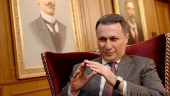 Централниот комитет на ВМРО-ДПМНЕ денеска одлучува за оставката на Груевски