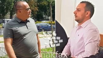 Грујевски и Бошкоски преку адвокатите побарале работните места во МВР да им бидат во мирување