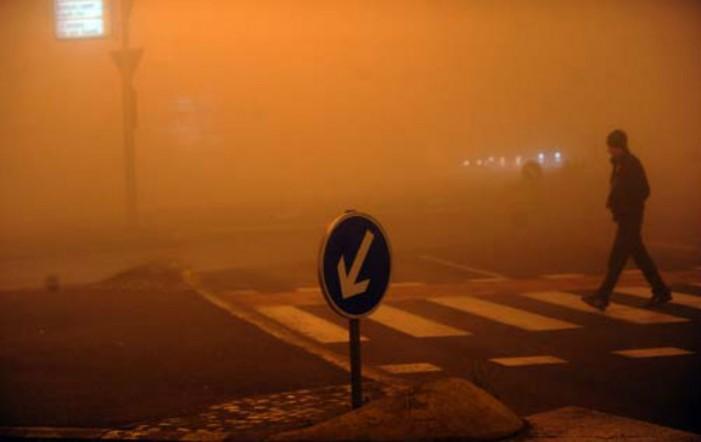 ВМРО-ДПМНЕ: Граѓаните на Велес синоќа се соочија со еколошка бомба