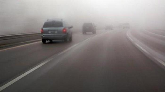 Поради магла  намалена видливост на Стража  Плетвар и во Крушево