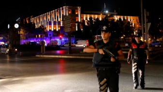 По обидот за државен удар, Турција разреши 25 проценти од дипломатите