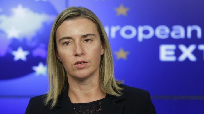 Могерини: ЕУ има најсилно влијание врз земјите од Западен Балкан