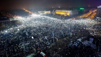 Романците протестираат против политизација на правосудството