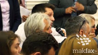 (Видео) Саше Политико ја нападна Владата: Ќе западнеме повторно во груевизам, со криминални медиуми