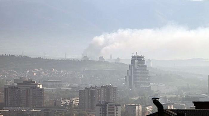 Од утре престануваат да важат мерките против загадувањето