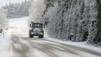 Снег во Хрватска и Босна, утре ќе вее и во Србија