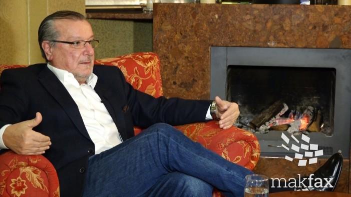 (Видео) Костовски: Не е време за воведување прогресивен данок