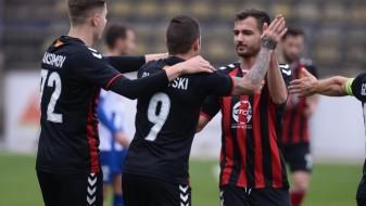 Ефикасно коло во македонскиот фудбал, фаворитите со сигурни победи