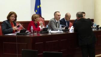 Законот за јазиците утре на Комисијата за европски прашања