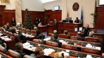 Иванов: Ја поздравувам посветеноста на Владата на процесот на изнаоѓање решение за прашањето за името