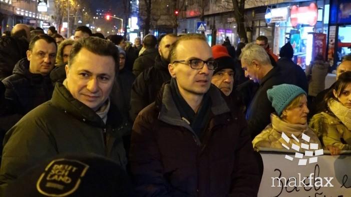 Антонијо Милошоски одамна се токми, ќе успее ли да го преземе местото на Груевски!?