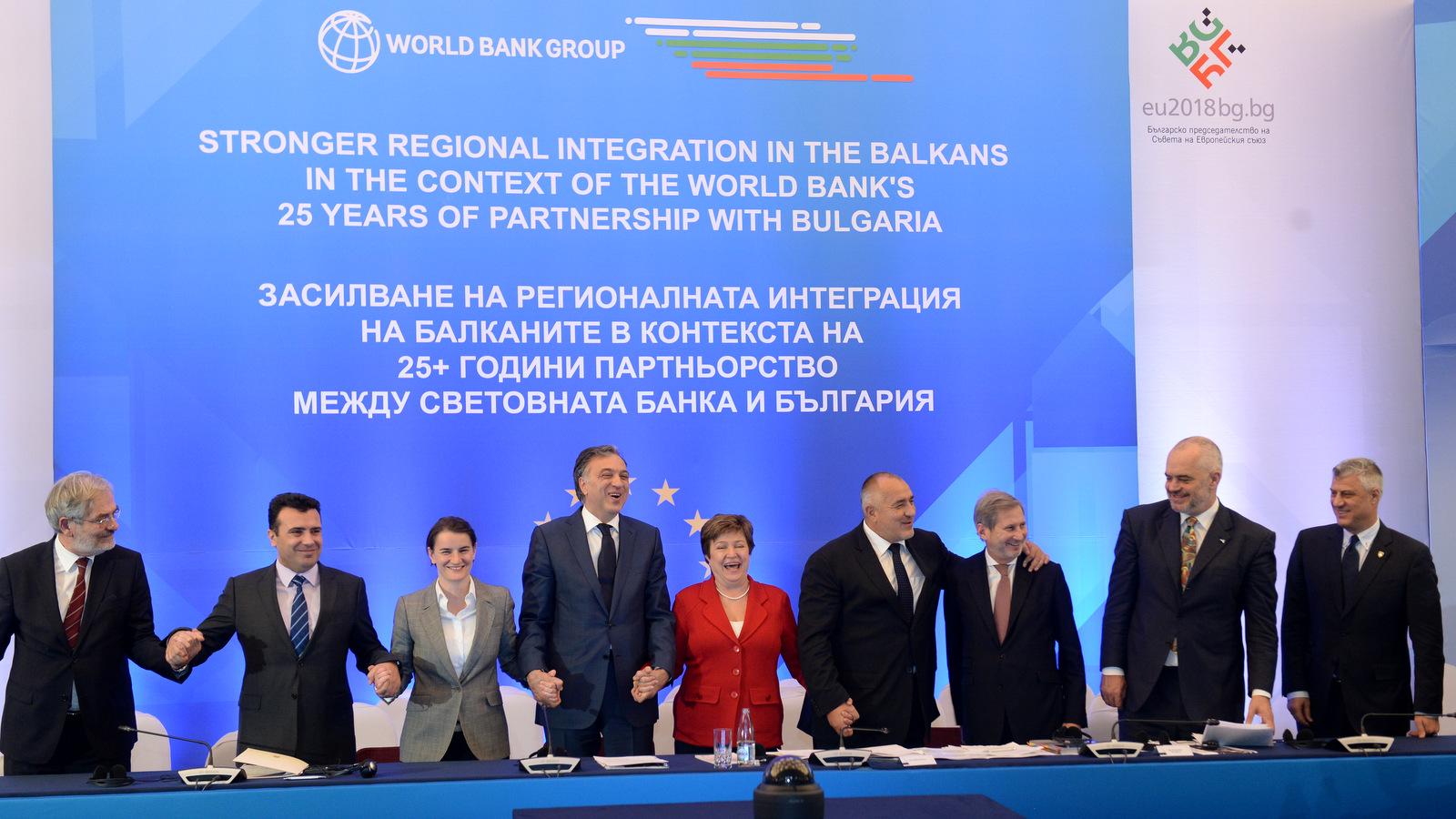 Заев  Бугарското претседателство со ЕУ е охрабрувачка порака за регионот