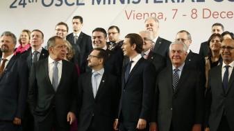 Димитров учествува на Министерскиот совет на ОБСЕ во Виена