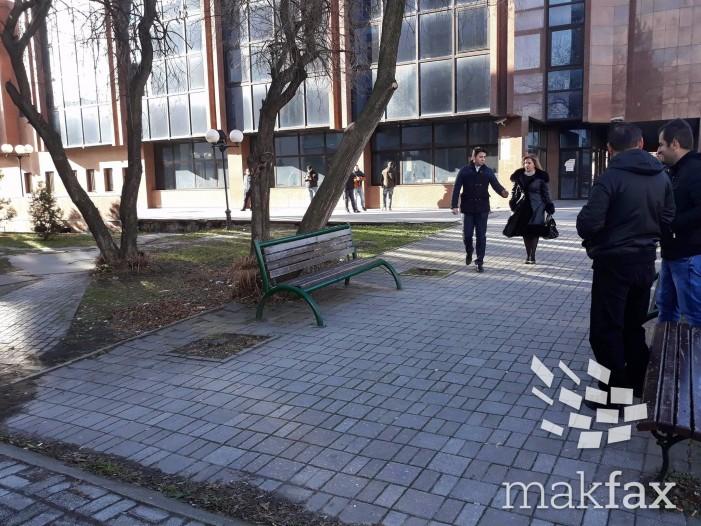 (Видео) Судењето за Груевски, Пешевски и за Јанакиески одложено, бараа снимање