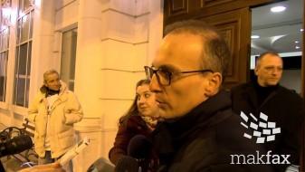 (Видео) Милошоски: Денес ќе биде прифатена оставката на Груевски