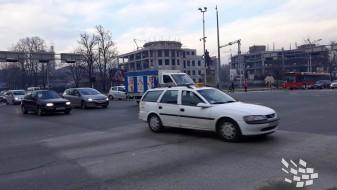"""Никој не се појави на најавената блокада на ВМРО-ДПМНЕ кај """"Мавровка"""""""