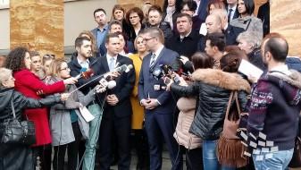 ВМРО-ДПМНЕ се враќа во Собранието, но само за обраќањето на Столтенберг