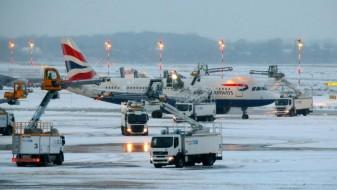 Повеќе од 300 летови откажани во Франкфурт