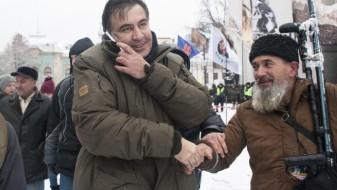 Продолжува драмата со Саакашвили, полицијата се обидува да го приведе