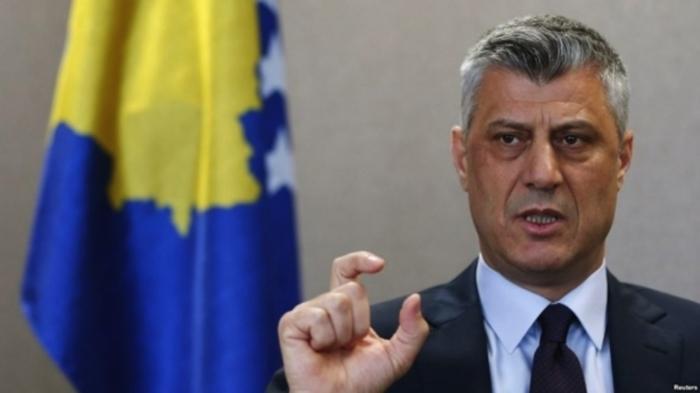 Тачи се сомнева во правдата на специјалниот суд во Косово, бара формирање армија