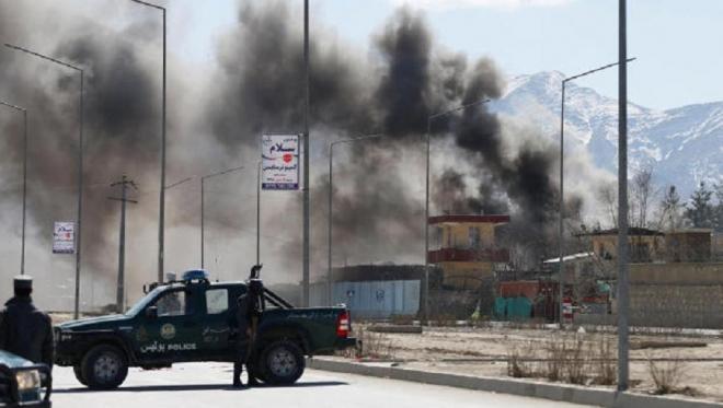 Во тек напад во Кабул  Исламска држава презеде одговорност