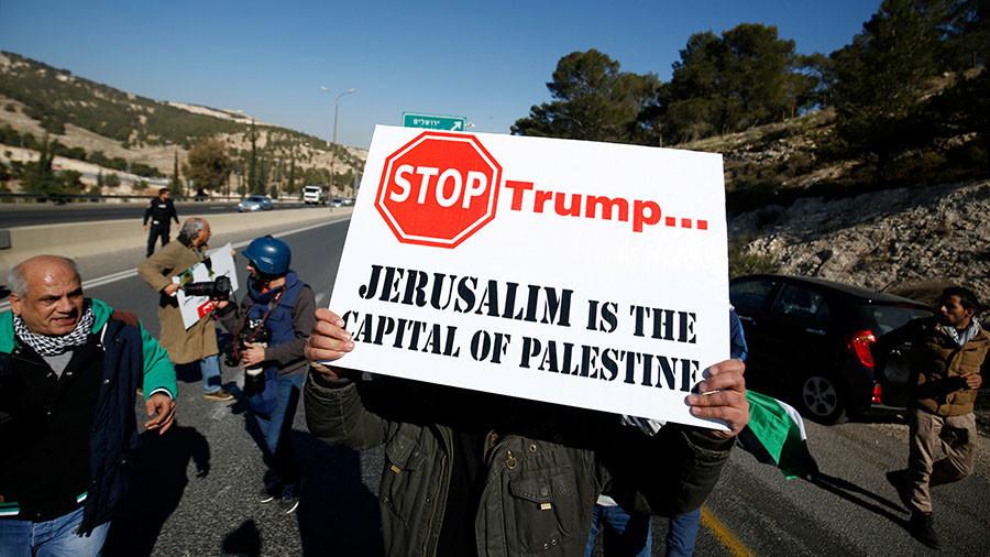 Трамп го информирал Абас дека ќе ја премести амбасадата на САД во Ерусалим