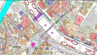 Центар ќе ги избрише од планот шесте галии во Вардар