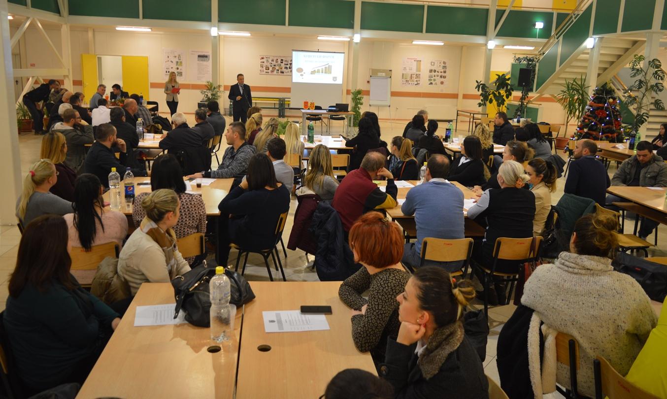 Учество на граѓаните во креирањето на Буџетот на Општина Илинден за 2018 година